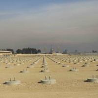 پروژه نیروگاه 1.5 مگاواتی خورشیدی شرکت آترین پارسیان